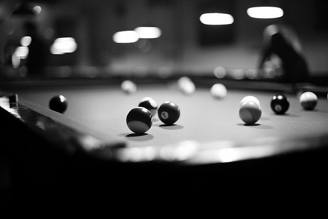 Pool Table | Miles | Flickr