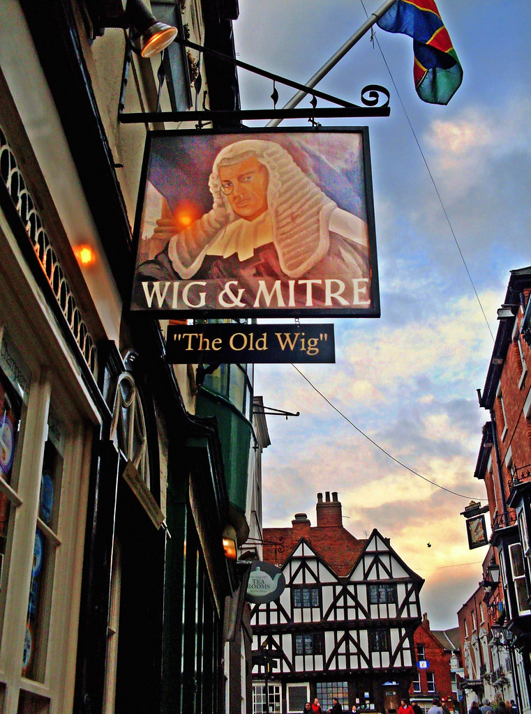 Wig And Mitre In Lincoln 47