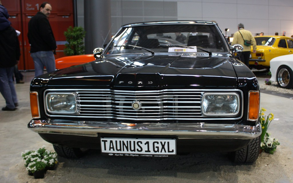 ford taunus gxl flie heck retro classics andy bb flickr. Black Bedroom Furniture Sets. Home Design Ideas