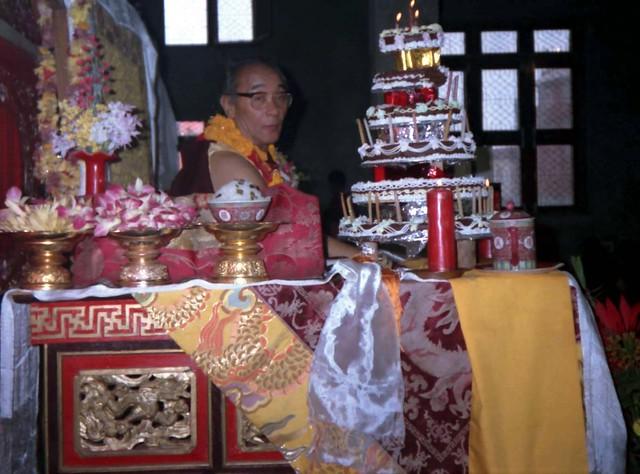 Birthday Cake Mandala