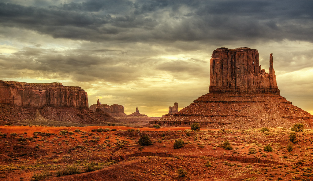 Draft Klick Here For A Large View Monument Valley Is