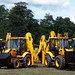 Dancing Diggers at The Cholmondeley Pageant of Power