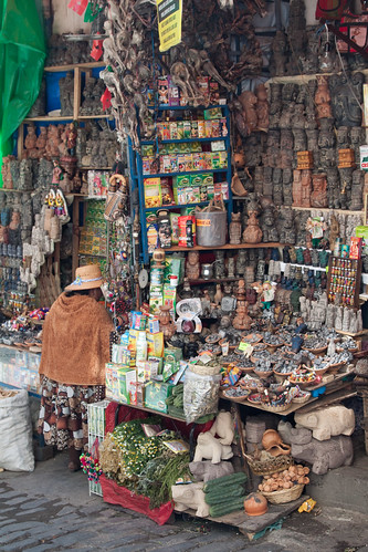 La Paz witches market | by jimmyharris