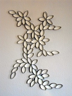 Toilet Paper Roll Wall Art | by Daniela.H.