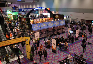 2009 CES Show Floor | by International CES
