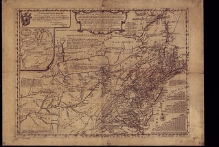 A general map of the middle British colonies, in America | by uconnlibrariesmagic