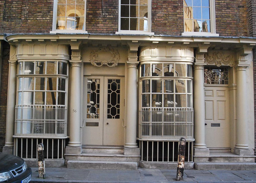 56 Artillery Lane 2009 Oldest Shop Front In London Built
