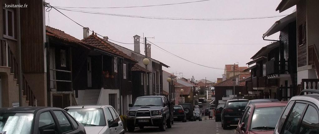 Rue des Palheiros da Tocha