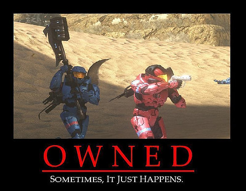 funny halo kill some times it just hapens mrpic taker