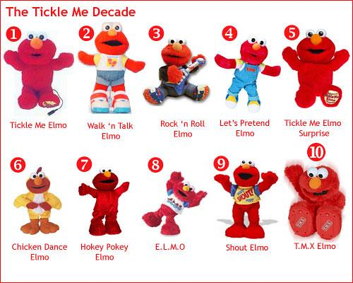Elmo toys | by cullen luver