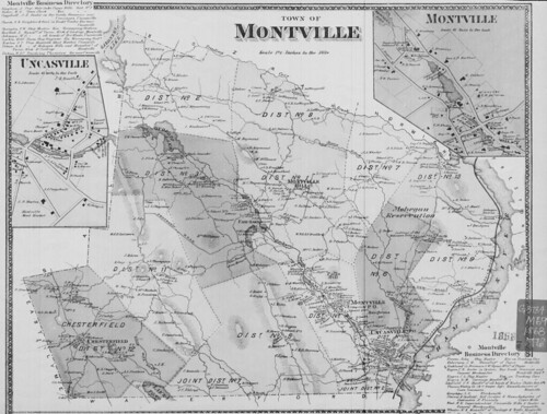 Town of Montville. (Petersen Collection) | by uconnlibrariesmagic