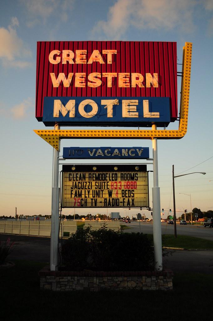 Motel  Kansas City Mo