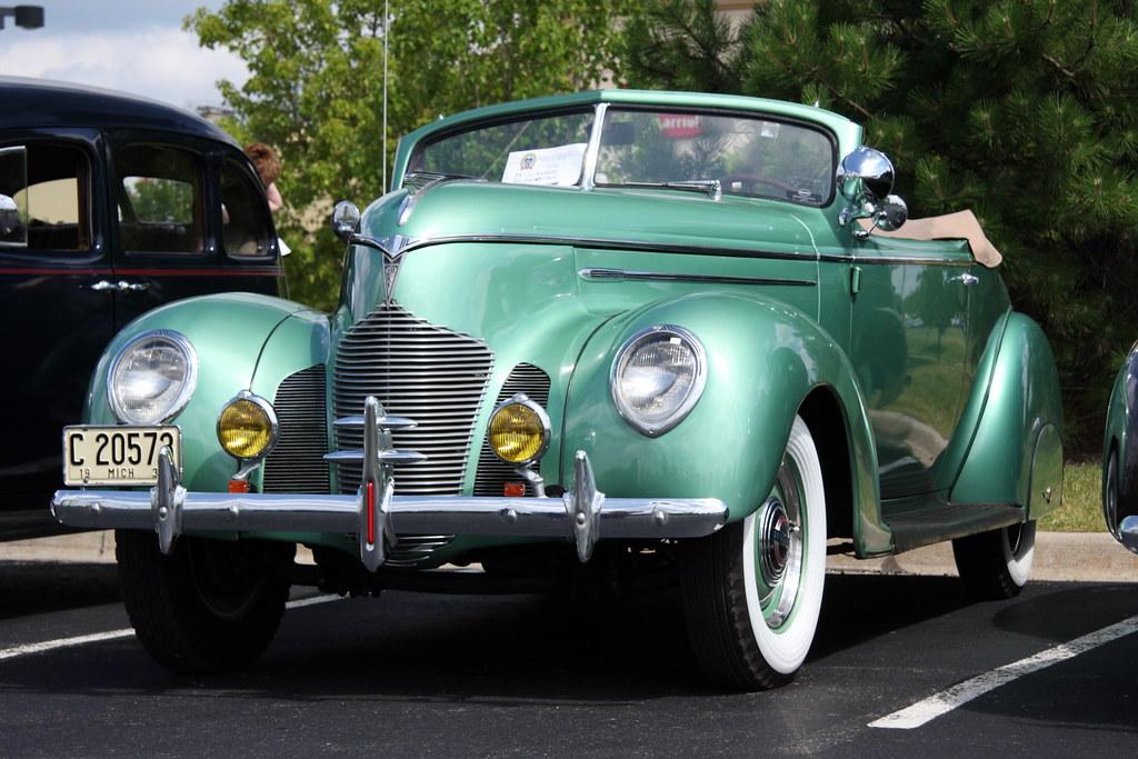 4 Door Convertible >> 1939 Hudson Convertible   2009 HET NATIONAL MEET Pontiac, Mi…   Flickr