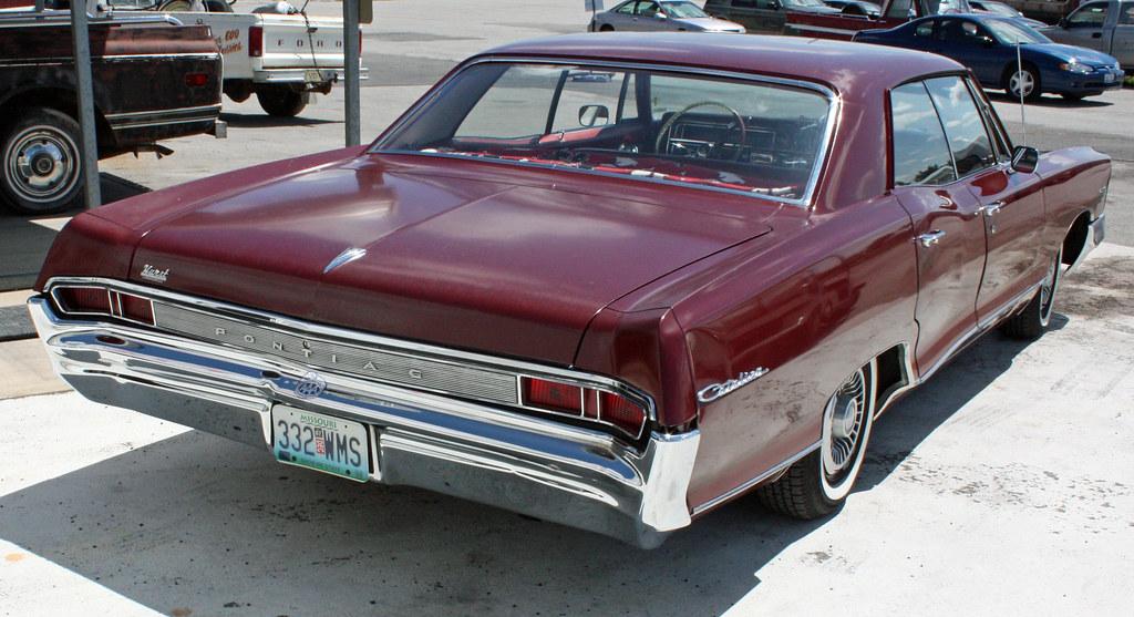 1965 Pontiac Catalina 4 Door Hardtop 5 Of 5