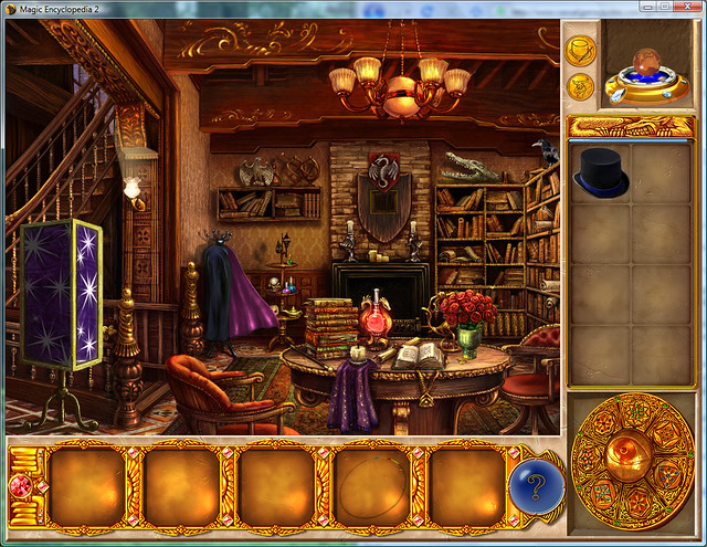 18a 1 Wizard S House Basement The Fantasy Art Of