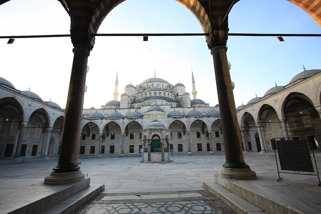essay on mosque Mosques a mosque is a muslim's house of prayer mosques are not only the center of religious prayer among muslims but also the center of the muslim.