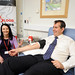 Health Minister urges people to give blood