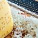 Grated Parmigiano Reggiano