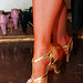 Lido showgirl legs