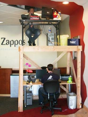zappos memo
