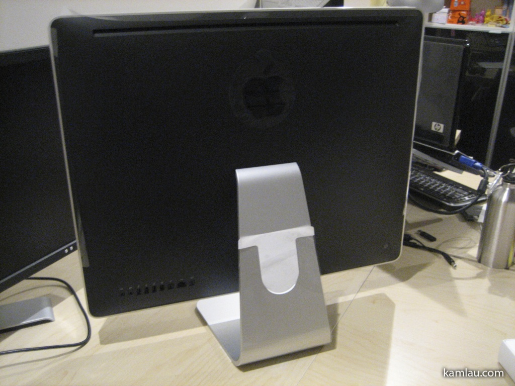 Refurbished iMac by you.