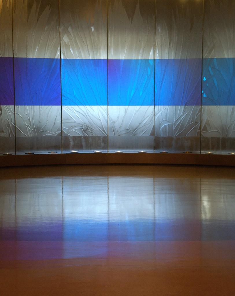 Cobalt Blue Room Accenta