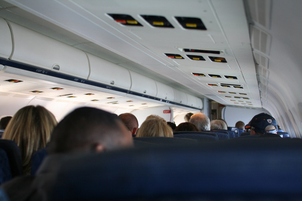 American airlines airplane interior american airlines boei flickr sciox Gallery