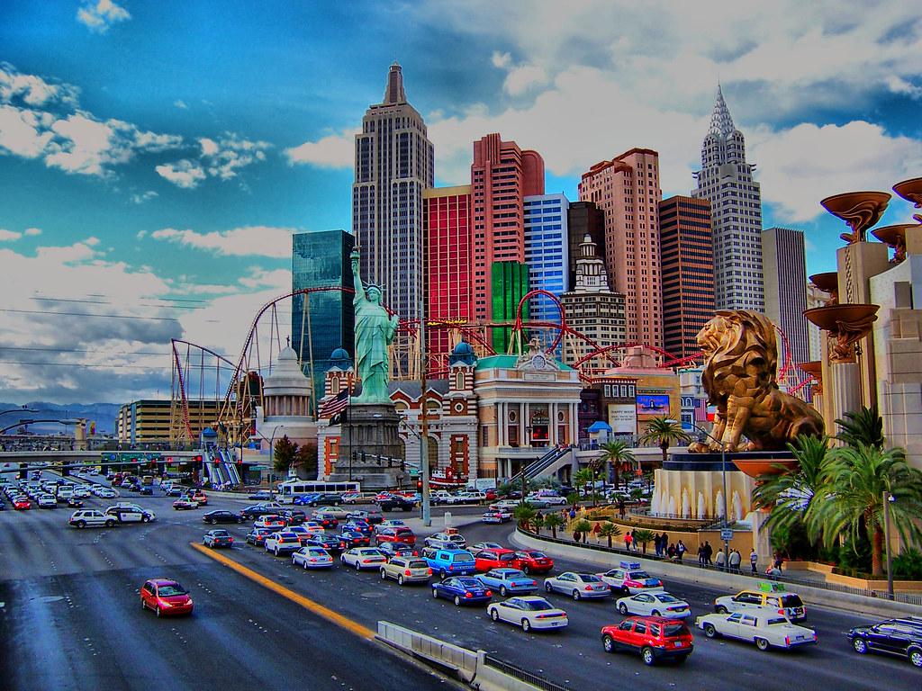 New York Hotel Las Vegas Marc Woods Flickr