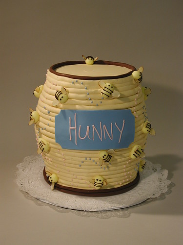 Images Of Cake With Name Honey : Winnie the Pooh Hunny Pot cake by Premier Pastry