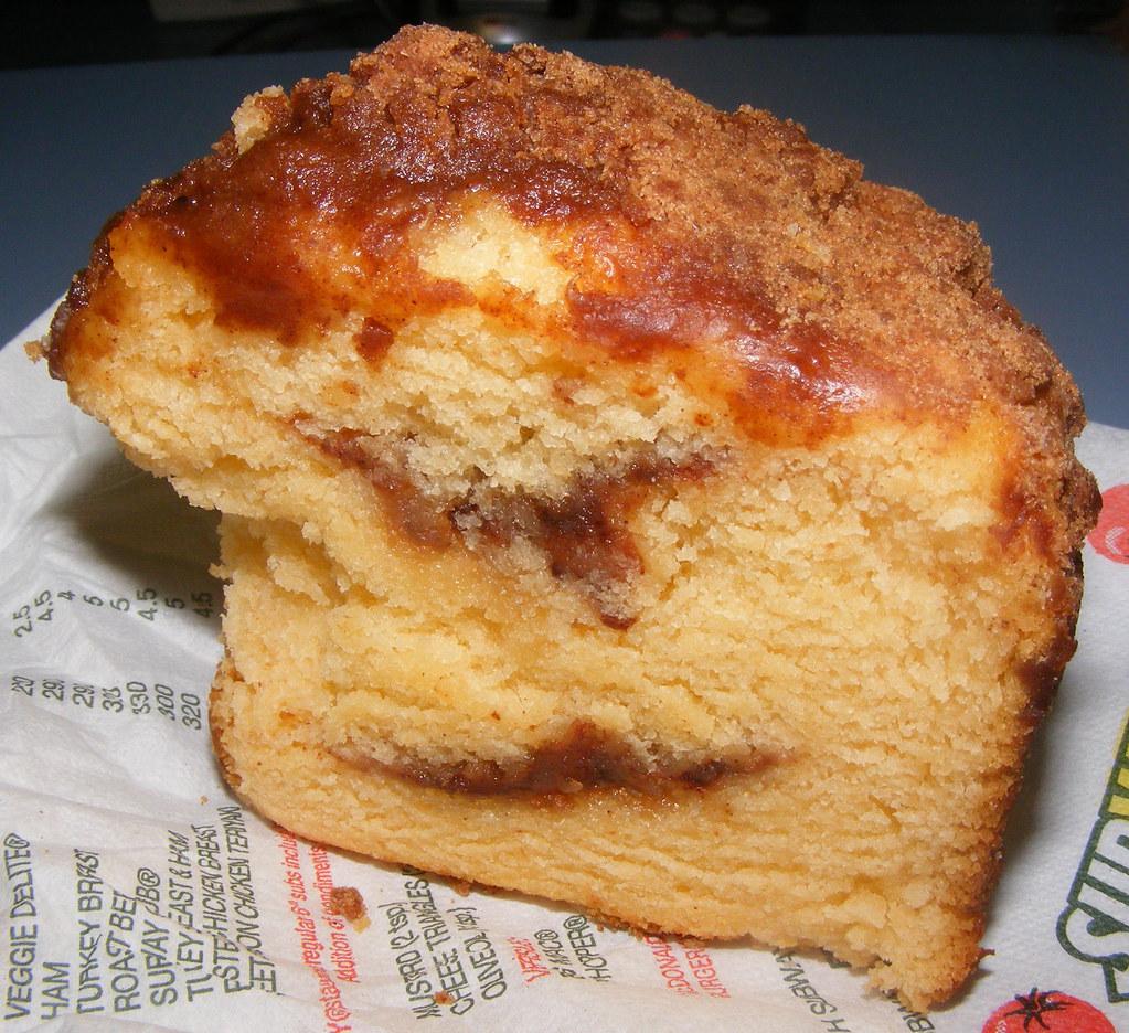 Cinnamon Swirl Coffee Cake Yellow Cake Mix