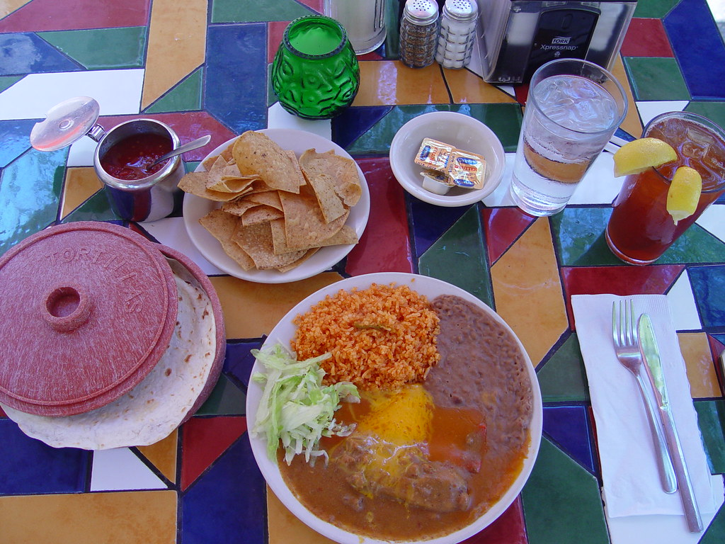 All You Can Eat Mexican Food San Antonio