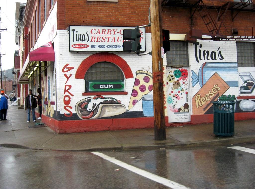 Tina S Restaurant Broadway Va