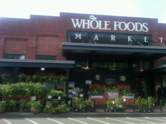 Whole Food Market Mt Washington Md