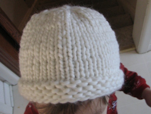 Free Bulky Knit Baby Hat Pattern