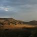 Hells gate evening sun