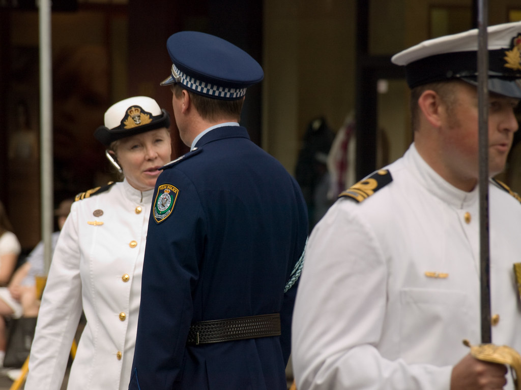 Bluetooth in uniform | The Royal Australian Navy exercises ...