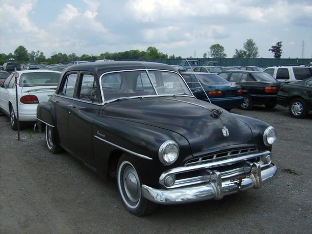 1952 Dodge Cars for Sale