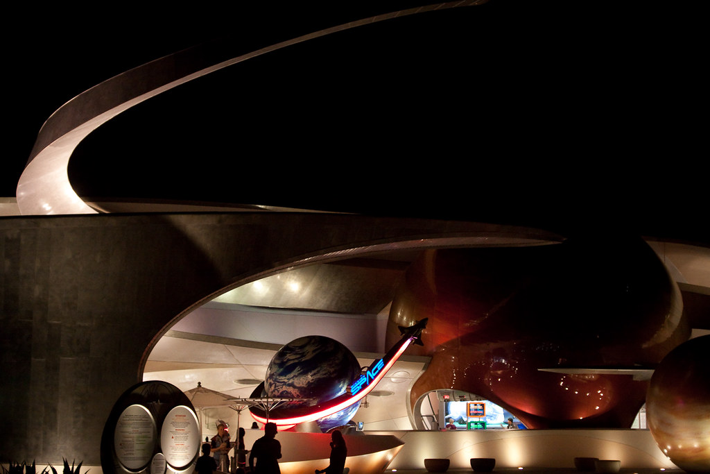 mission space ride at epcot - photo #43