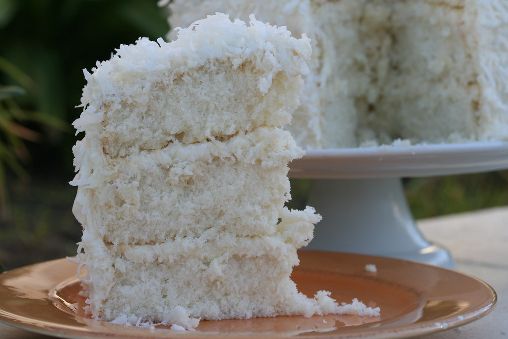 Old Fashioned Southern Cakes
