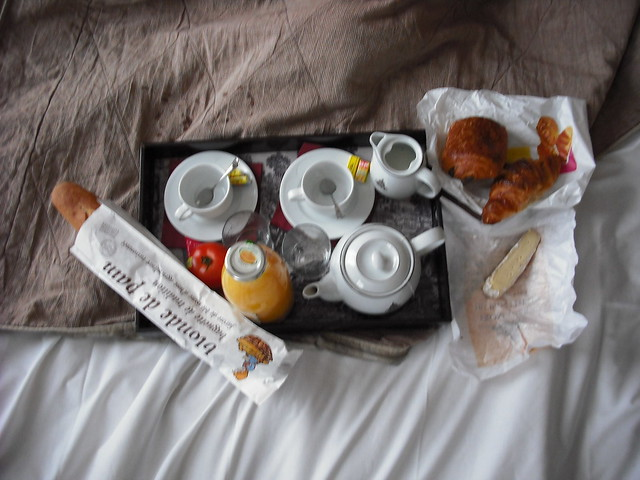 Breakfast in Bed | Flickr - Photo Sharing!