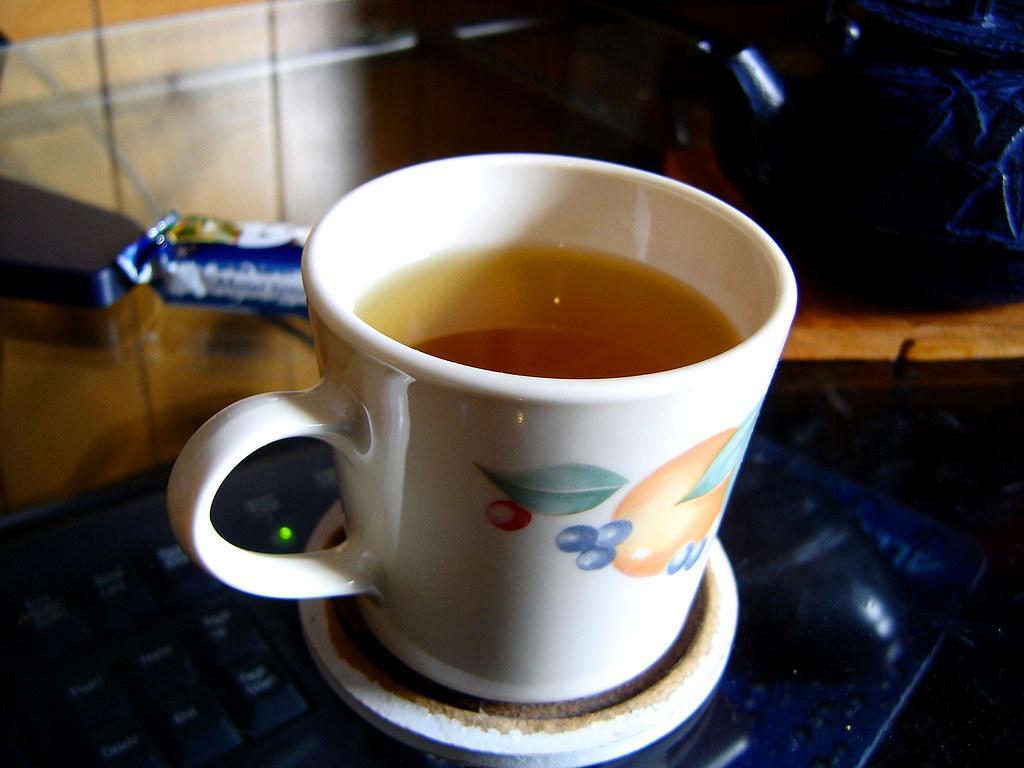 Earl Grey Tea And Honey Cake