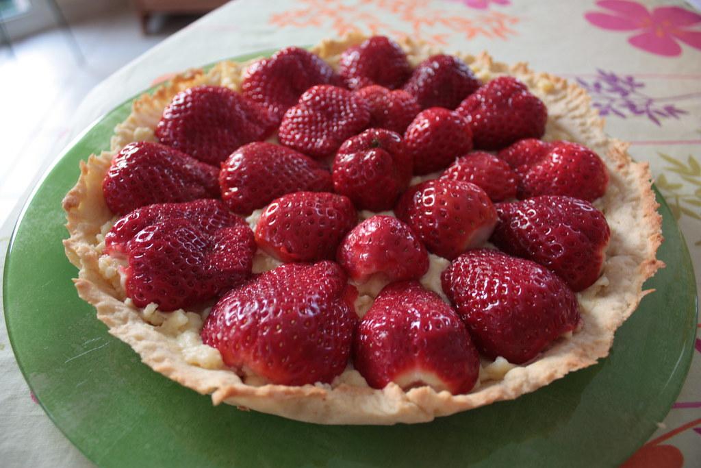 tarte 224 la fraise pour le dessert philippe ducloux flickr