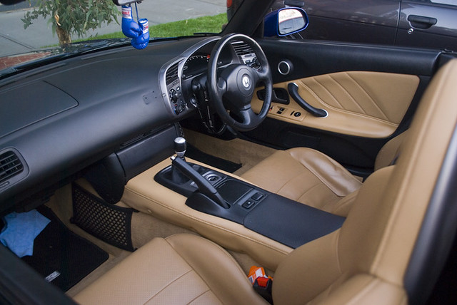 Honda S2000 Tan Interior | Carey Ciuro | Flickr