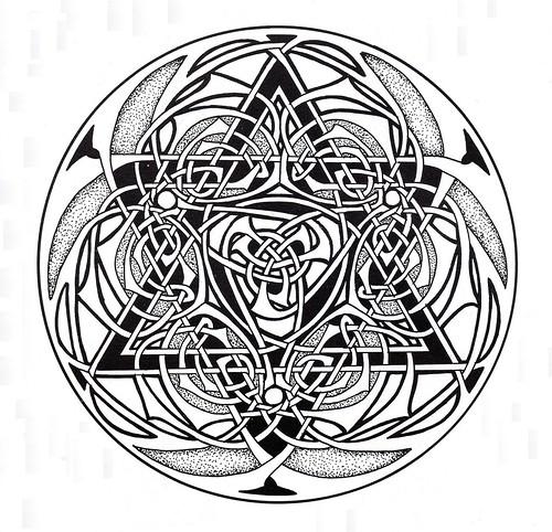 Celtic design 019 for Design hochbett fa r erwachsene