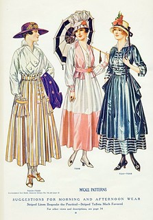 July 1916 Fashion | by christine592