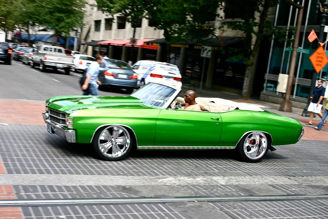 71 Chevrolet Chevelle Vert Candy Green Drippin You Co