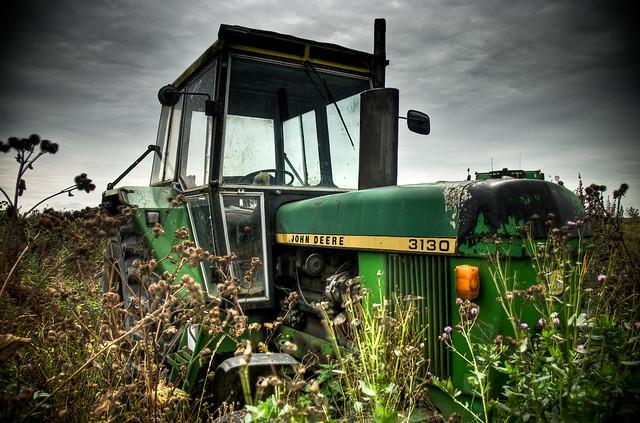 John Deere 3130 John Deere 3130 Wheeled Tractor 1973