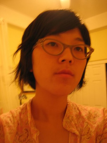 short hair c. 2005 | my hair was about as long as it is ...
