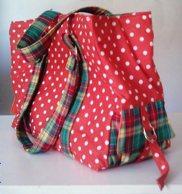 Bolsa De Tecido Pedagogia : Bolsa tecido algod?o de