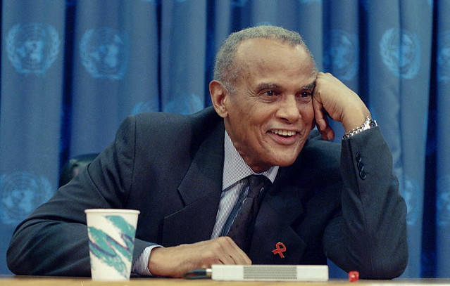 Press Briefing by UNICEF Goodwill Ambassador Harry Belafonte